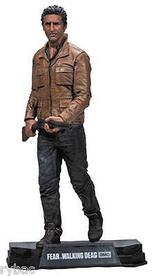COLOR TOPS RED WALKING DEAD TV TRAVIS 7IN ACTION FIGURE McFARLANE TOYS