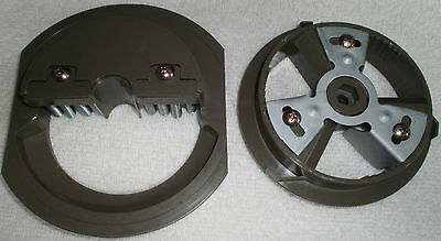 (2) Adjustable Candy Wheels for 1800 Candy Machines, 1-800 Vending Machine