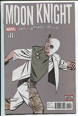 Moon Knight #11 - Greg Smallwood Cover - Marvel Comics/2017