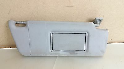 Mercedes C Class W203 Coupe Right Driver Side Sun Visor B379