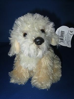 """Shih Tzu 6.5"""" Soft Toy Faithful Friends buy now beat the price increase!"""