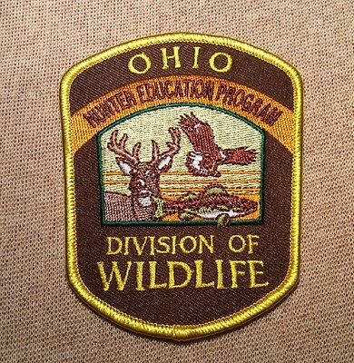 OH Ohio Division of Wildlife Hunter Education Program Patch