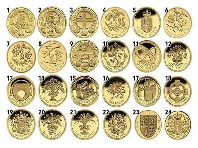 £1 One Pound Rare British Coins, 1983-2015 All Coins In Stock!!! Fast& Freepost