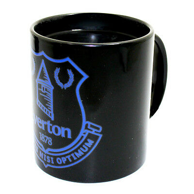 Official Licensed Football Product Everton Heat Changing Mug Cup Coffee Gift New