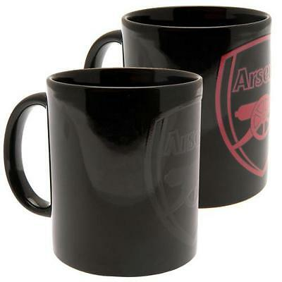 Official Licensed Football Product Arsenal Heat Changing Mug Cup Coffee Gift New