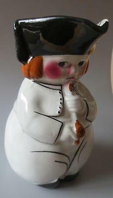 Vintage Toby Jug Continental Pottery
