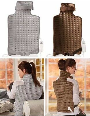 Neck & Back heat pad with 6 heat settings & Automatic power off