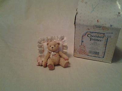 """Cherished Teddies #950572 """"i Love You Just The Way You Are """" Mib"""