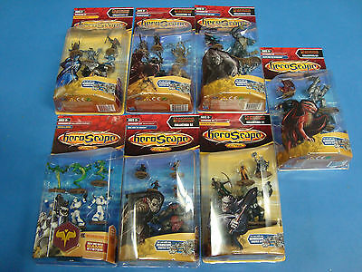 New! Heroscape Valkrill's Legion Veterans of the Last War Heroes of Faerun etc.
