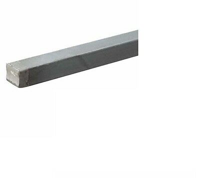 Mild Steel Square Solid Bar Grade S275 Various Sizes & Lengths