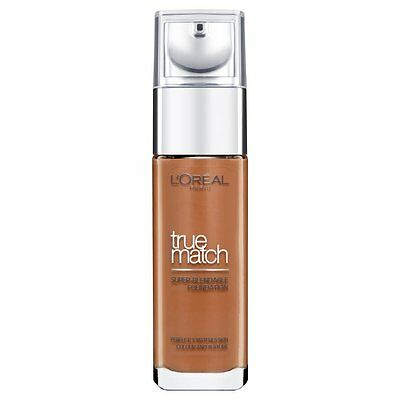 LOREAL TRUE MATCH SUPER - BLENDABLE FOUNDATION 8.N CAPPUCCINO 30ml
