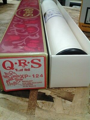 Q.R.S. QRS Piano Roll - My Fair Lady Medley - 6 Songs