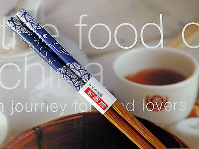 Japanese Blue White Dragonfly Chopsticks Chinese Dinner Party Hair Stick A2