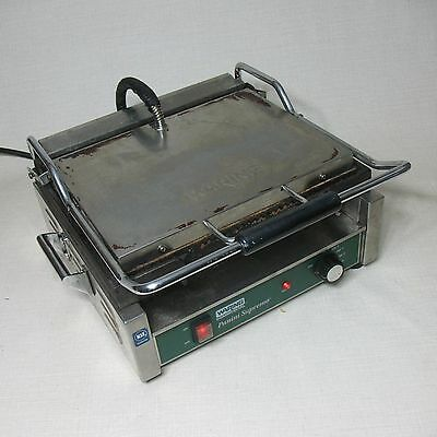 Waring Wpg-250 Wpg250 Panini Supremo Grill Electric 120V Project