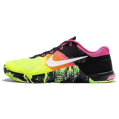 Nike Metcon 2 II Multi-Color Men Training Shoes Trainers Cross Fit 819899-701
