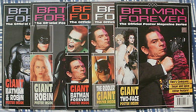 Batman Forever  Movie Posters And Magazine