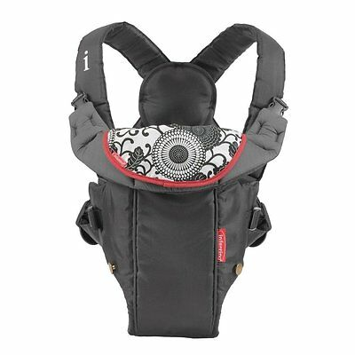 Baby Carrier Wrap Sling Infantino Newborn Backpack Adjustable Breathable Rider