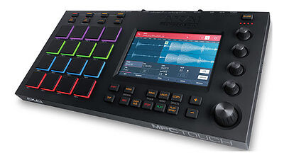 Akai MPC Touch - Intuitive Controller with Multi-Touch Display Screen
