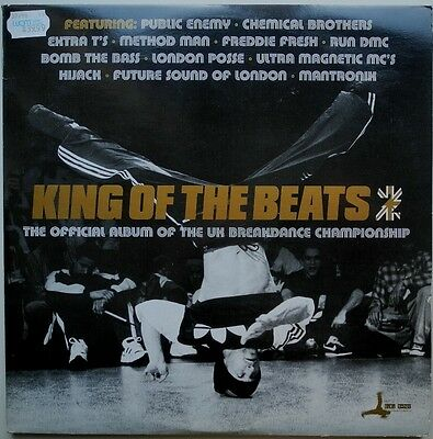 4 x LP UK**VARIOUS - KING OF THE BEATS 2 (TEAM RECORDS '98 / COMPILATION)**25420