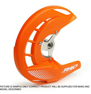 KTM250 SXF 2015 - 2017 RHK Front Disc Guard Orange