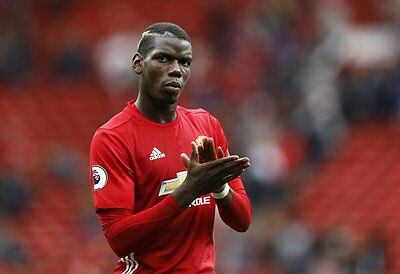 Paul Pogba Photo Glossy 8x6 Hologram Indivdual Numbered Manchester United