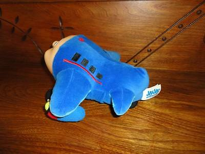 Jay Jay the Jet Plane Stuffed Plane by Kidpower