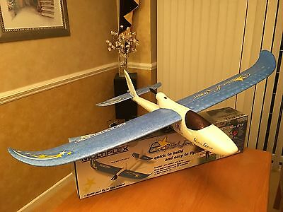 RC Trainer Multiplex Easystar Ready to Fly with Radio Control Parkfly Aeroplane