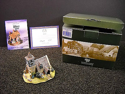 Lilliput Lane To Have And To Hold The British Collection 1998 NIB & Deeds L2226