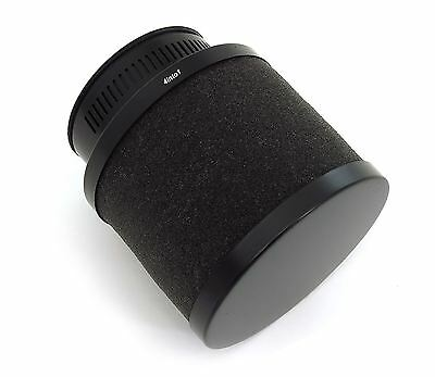 Black Foam Pod Filter - 50mm - Honda CB/CL350/360/450 CB500T