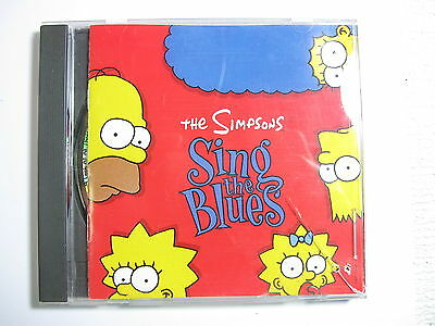 Simpsons Sing The Blues CD
