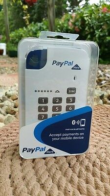 Brand New - 'Paypal here', chip and PIN card reader