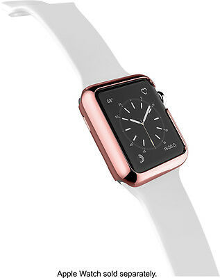 X-Doria - Revel Case for 42mm Apple Watch- Rose Gold