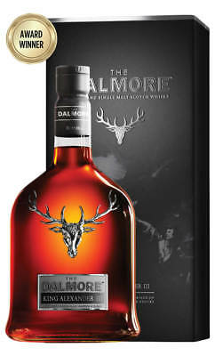 Dalmore King Alexander III Scotch Whisky 700ml (Boxed)