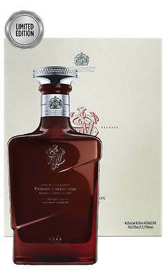 John Walker & Sons 2015 Private Collection Scotch Whisky 700ml (Boxed)