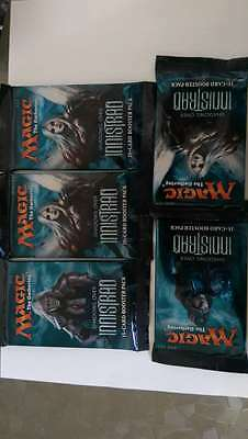 Magic The Gathering Shadows Over Innistrad 5X 15-Card Booster Pack Unopened New