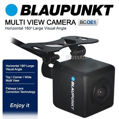 New BLAUPUNKT BC OE1 Multi View Front Rear 180° CMOS Fisheye Lens Reverse Camera