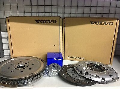 Genuine Volvo Clutch kit Dual Mass Flywheel Control Cylinder D5 S60/S80/XC90/XC