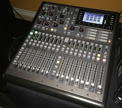 Behringer X32 Producer - 40-Input, 25-Bus Digital Mixing Console - OPEN BOX SALE