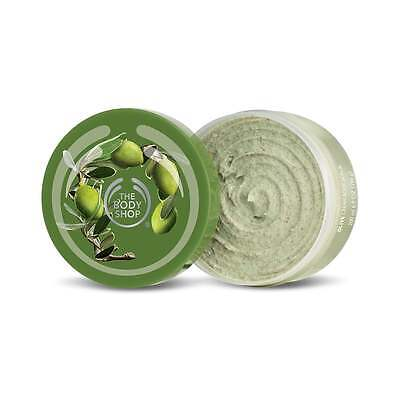 The Body Shop Olive Exfoliating Cream Body Scrub 200ml for Her, NEW + Free P&P