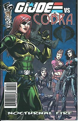 FUN PUBLICATIONS FP COMIC G I. JOE VS COBRA #6  2013   Diamond Retail Varaint