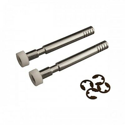 Henderson Circlip Type Spindle & Rollers (Pair)