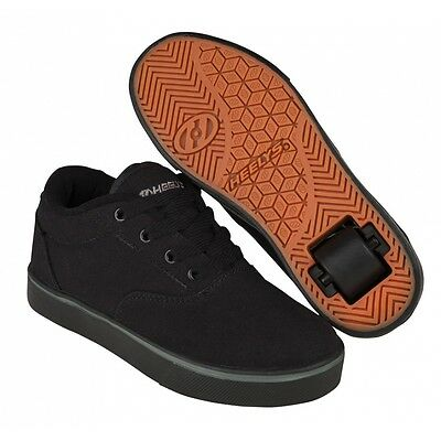 Heelys Launch  - Black  Shoes +FREE HOW TO DVD