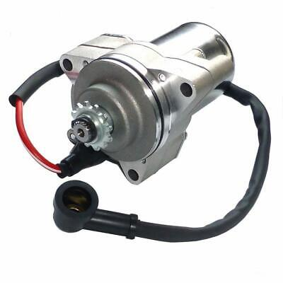 50cc THRU 125cc STARTER MOTOR FOR CHINESE ATVS, AND DIRT/PIT BIKE (3 BOLT MOUNT)