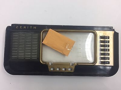 VINTAGE ZENITH TRANSOCEANIC 600 Dial Cover