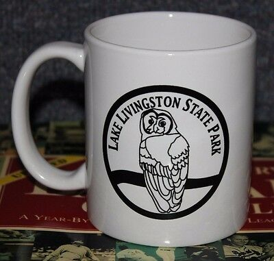 Lake Livingston State Park Coffee Cup, Livingston Texas