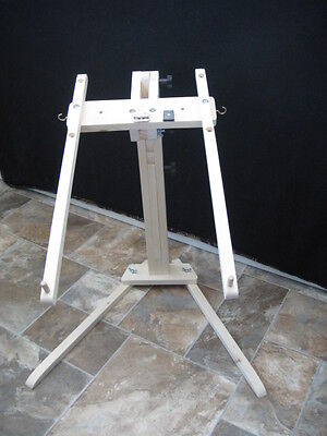 ROWLAND ADJUSTABLE  NEEDLEWORK STAND  without pattern holder.