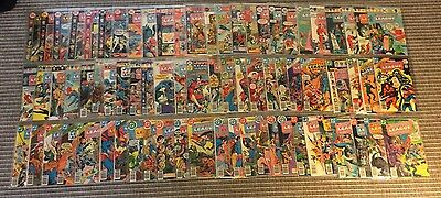 JUSTICE LEAGUE OF AMERICA #100-#261 Plus Annuals - All FN-NM