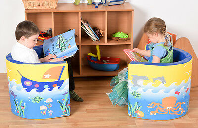Soft Play Children's Chairs/Furniture (F5054)