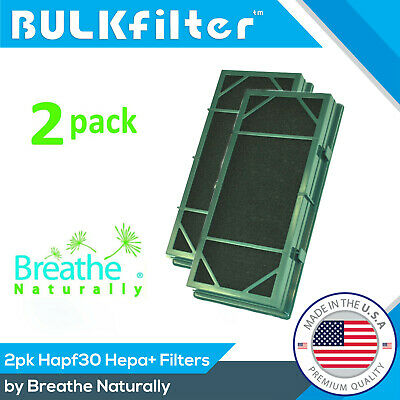 2 PACK Replacement Holmes HEPA Filter Part # 16216 16200 HRC1 HAPF30 HAPF30D