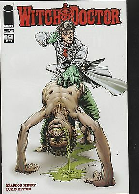 Image Comics Witch Doctor #1 June 2011 1St Print Vf